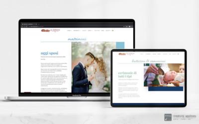 Realizzazione siti web Spoleto: lafattoriaspoleto.it