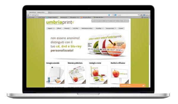 UmbriaPrint.it - sito e-commerce