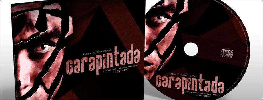 Carapintada | Stampa CD/DVD
