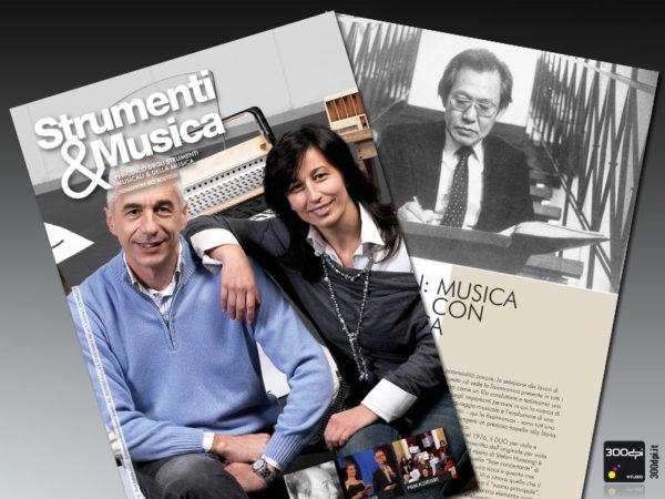 Copertina Strumenti&Musica n° 12