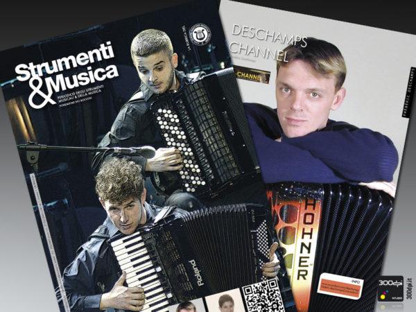 Copertina Strument&Musica n° 17