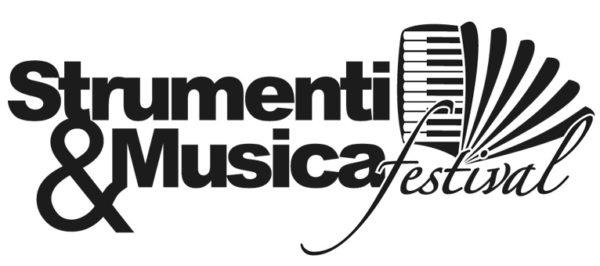 Logo Strumenti&Musica Festival monocromatico