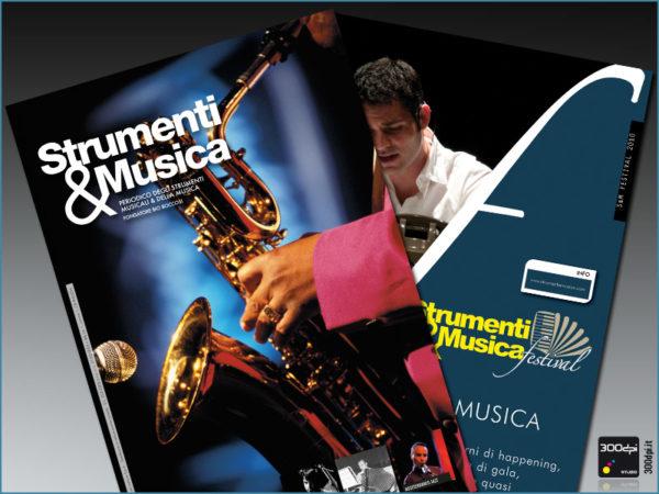 Copertina Strumenti&Musica n° 11