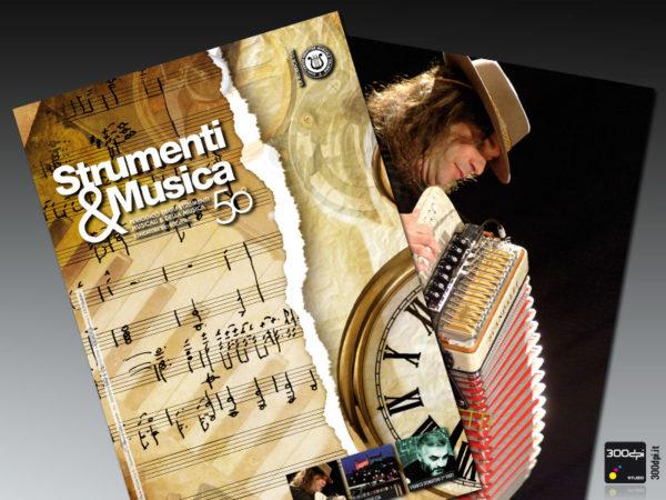 Copertina Strument&Musica n° 6