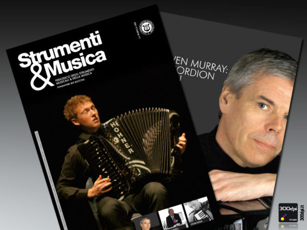 Copertina Strument&Musica n° 8