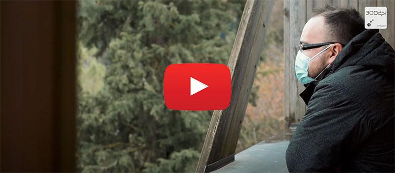 """Realizzazione video Natale 2020: """"Tutto è Cambiato: buone feste"""""""