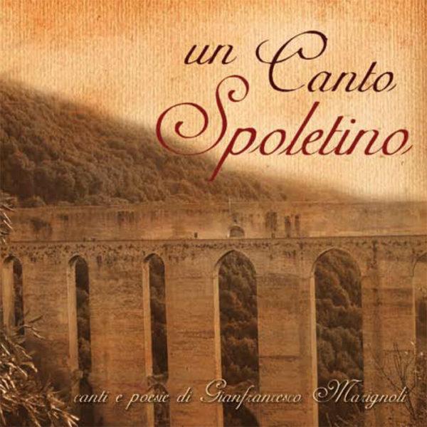 "Copertina ""Un Canto Spoletino"""