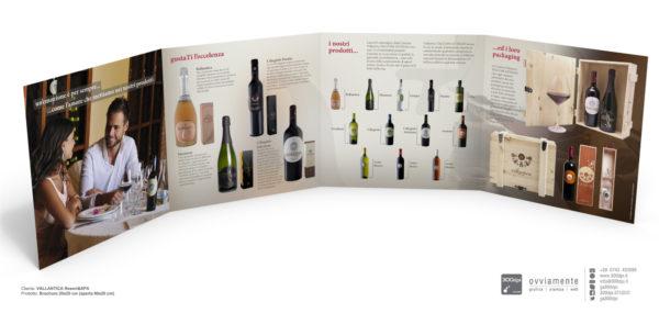 Brochure vini - Vallantica