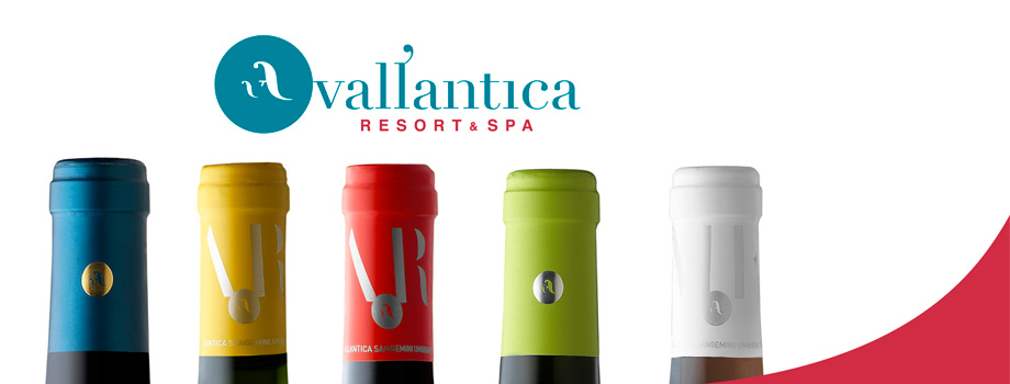 Brochure vini: Vallantica