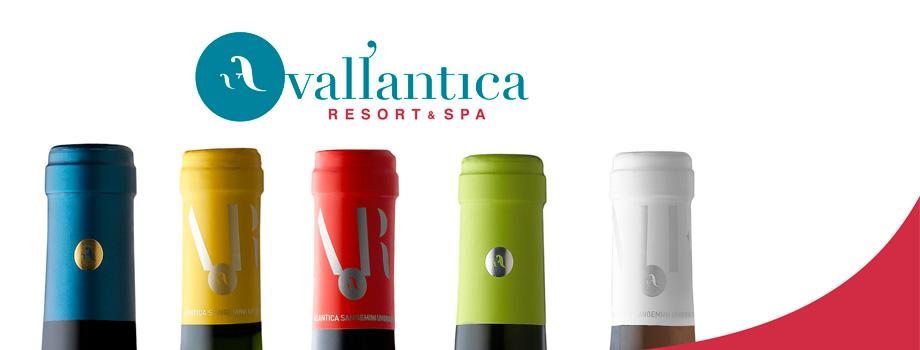 Brochure vini: Vallantica