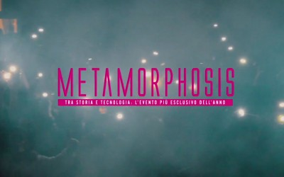 Video Professionali in Umbria – Metamorphosis 2018