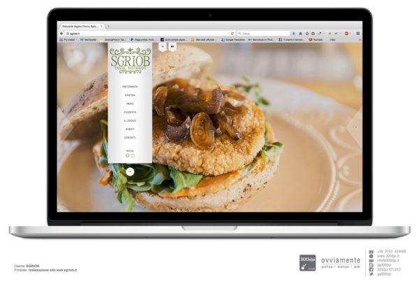 Sgriob casual restaurant: sito internet Cervia